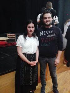 Βαρβάρα Δουμανίδου - Γιάννης Μόσχου